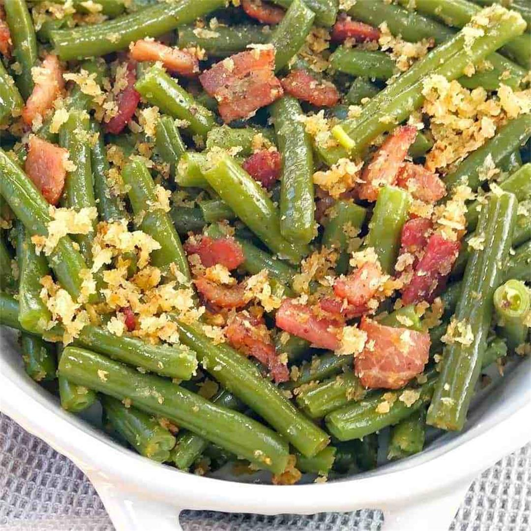 Green Beans and Bacon · Chef Not Required...