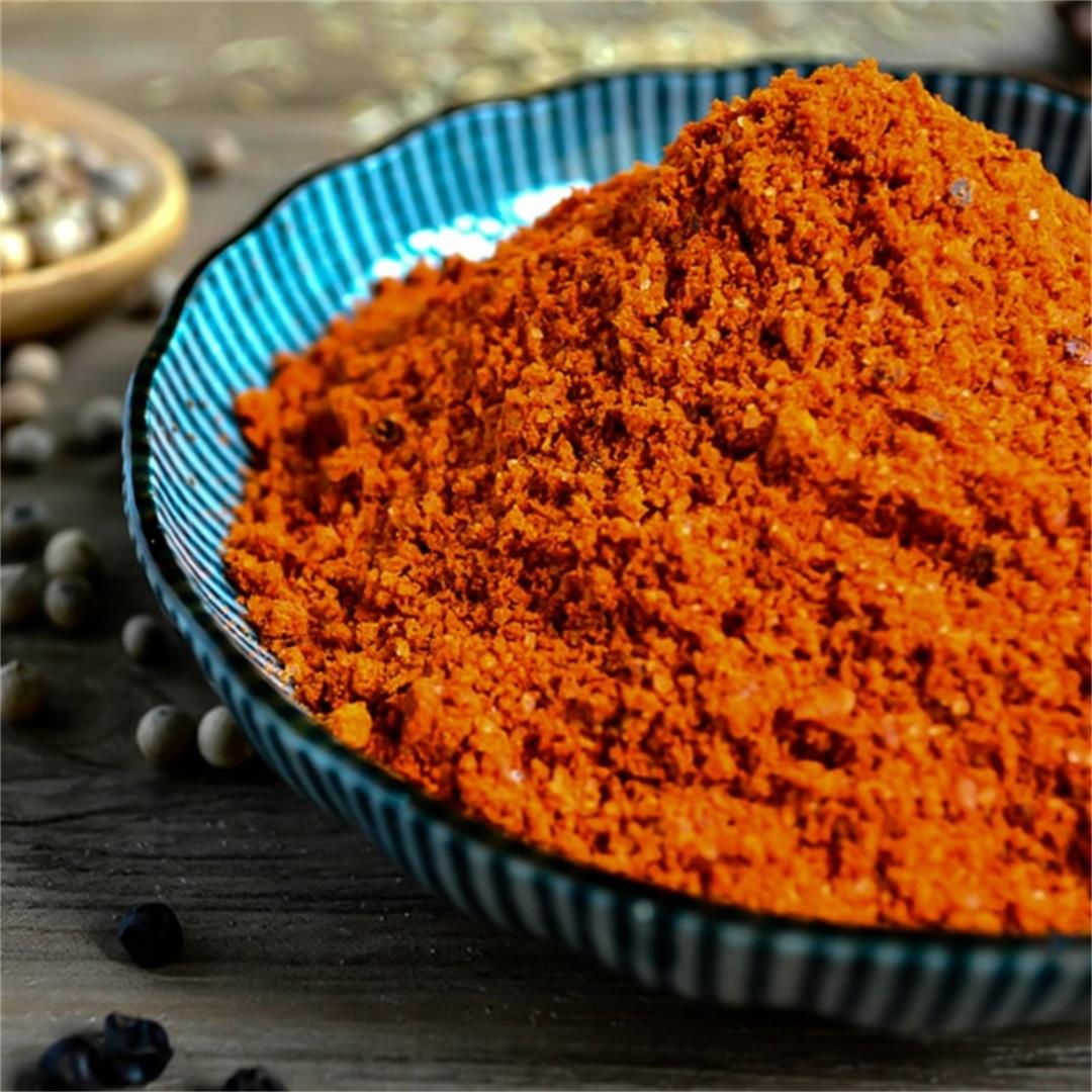 Malaysian Meat Curry Powder