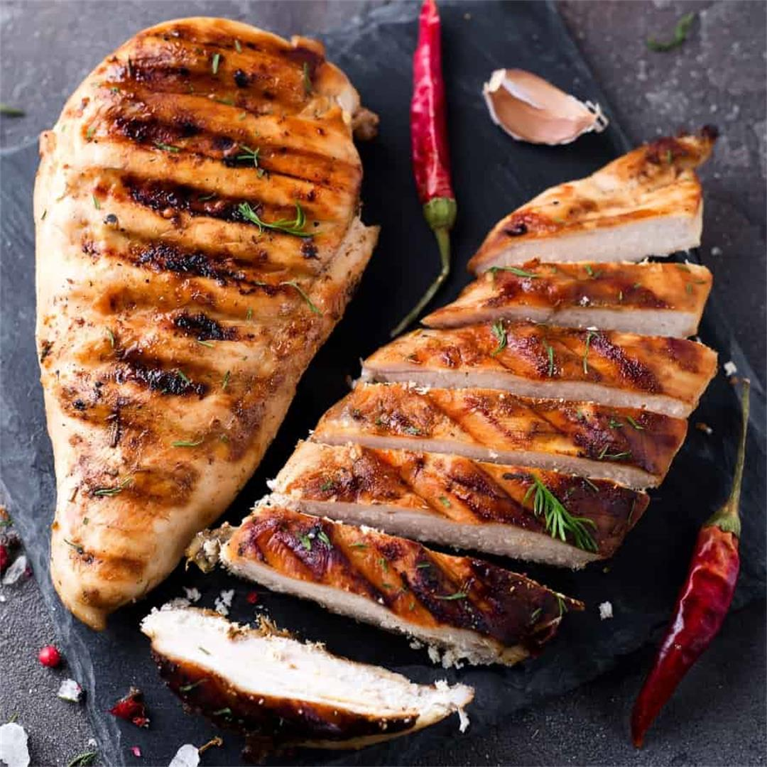 Best Chicken Marinade for Grilled Chicken
