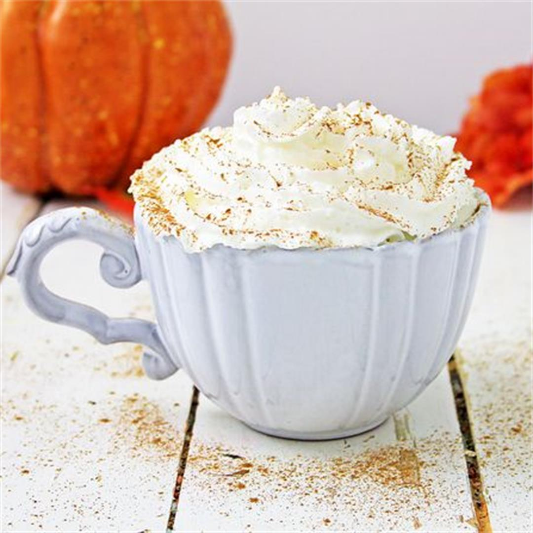 Weight Watchers Pumpkin Spice Latte Recipe The Holy Mess