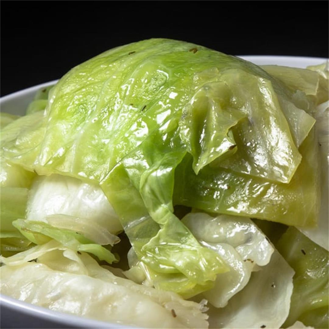 Instant Pot Butter Garlic Cabbages