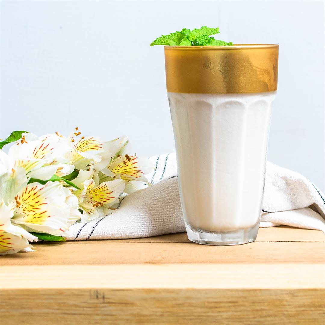 Boozy Limonada de Coco Recipe (Frozen Coconut Limeade)