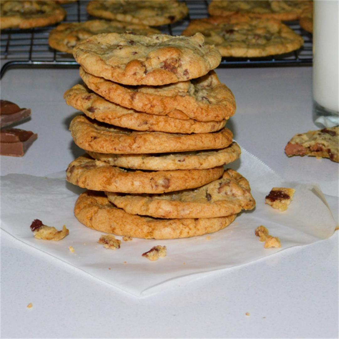 Unbeatable Chewy Chocolate Chip Cookies