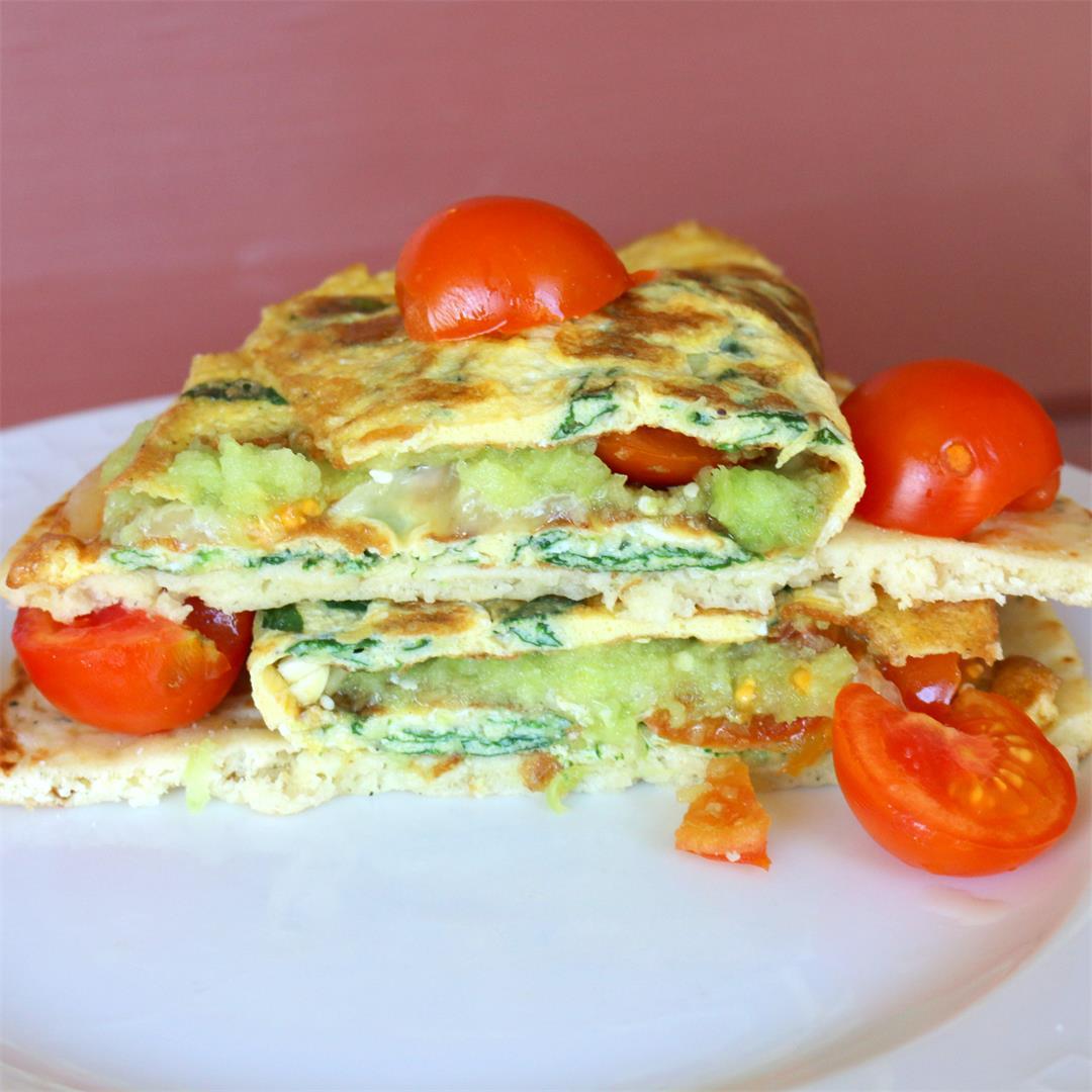 Breakfast FAB Omelet