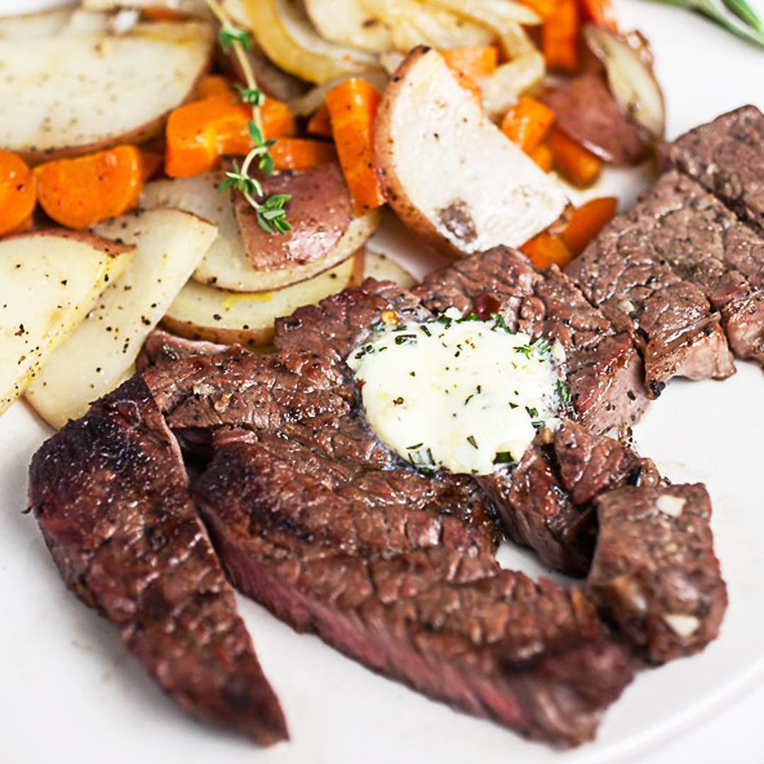 Grilled Chuck Steak Recipe
