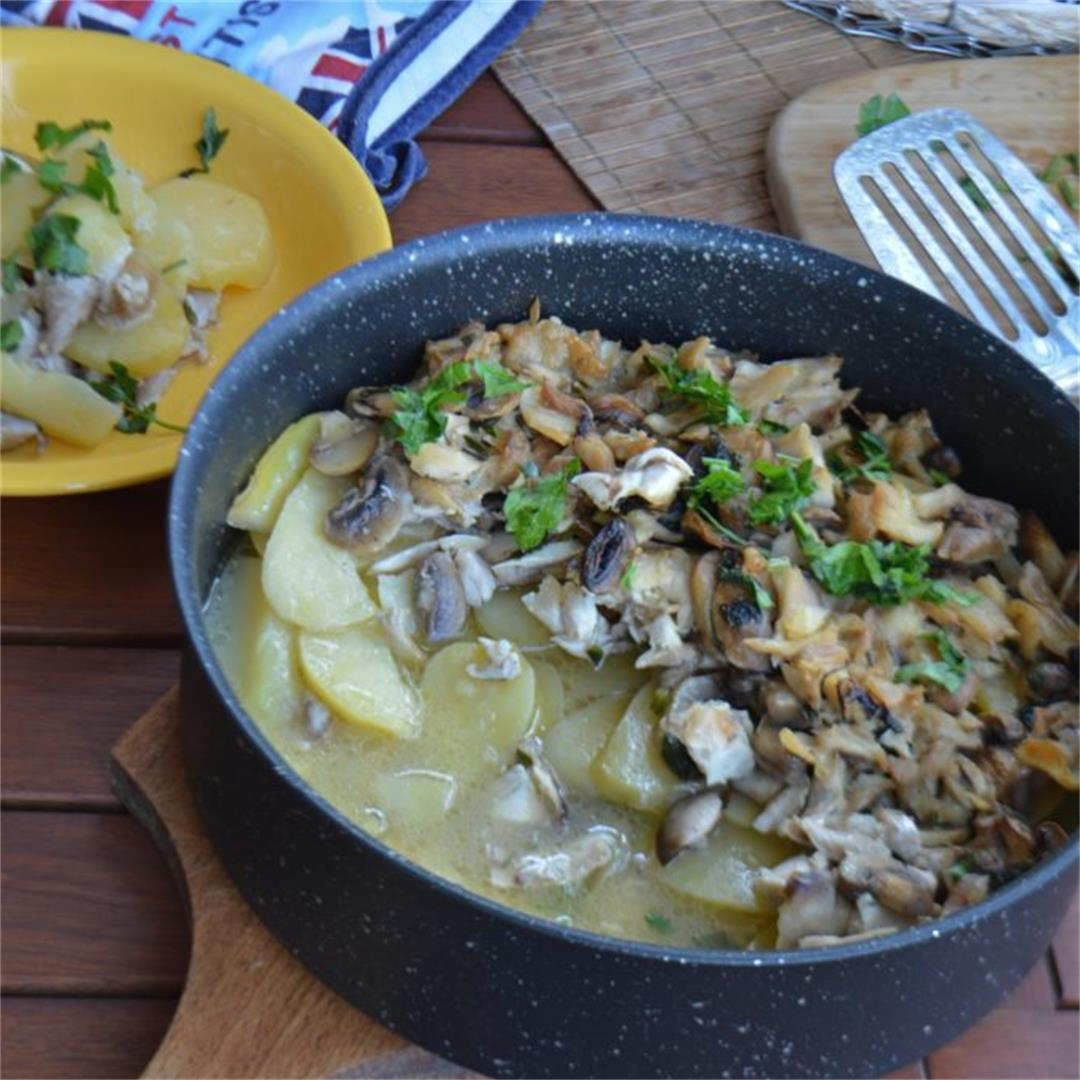 Poulet de Perre Lathuille — Tasty Food for Busy Mums