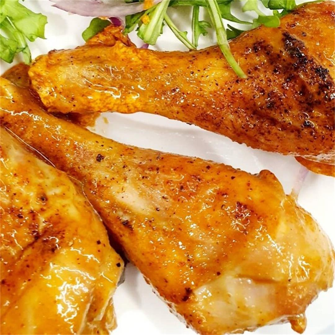 Keto Buffalo Drumsticks