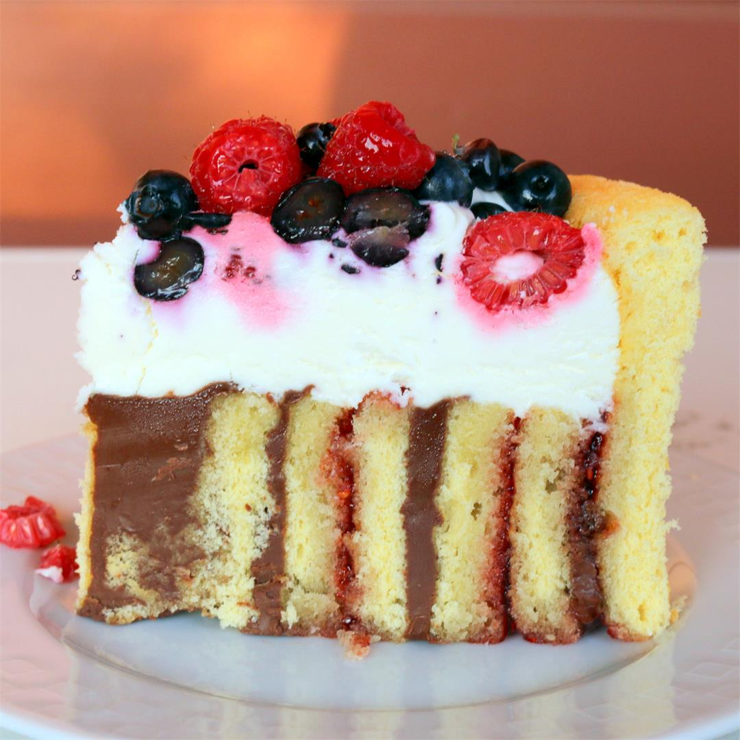 Chinese Wall Cake