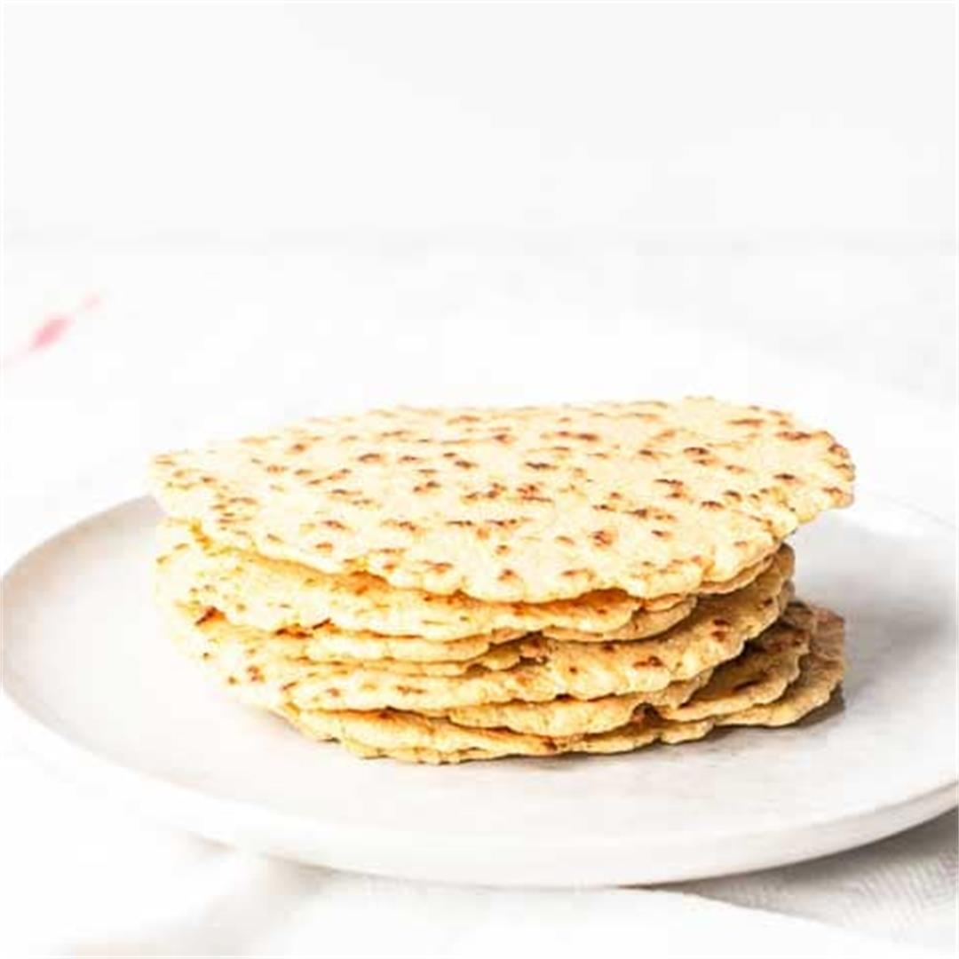 How to make the best keto tortillas recipe