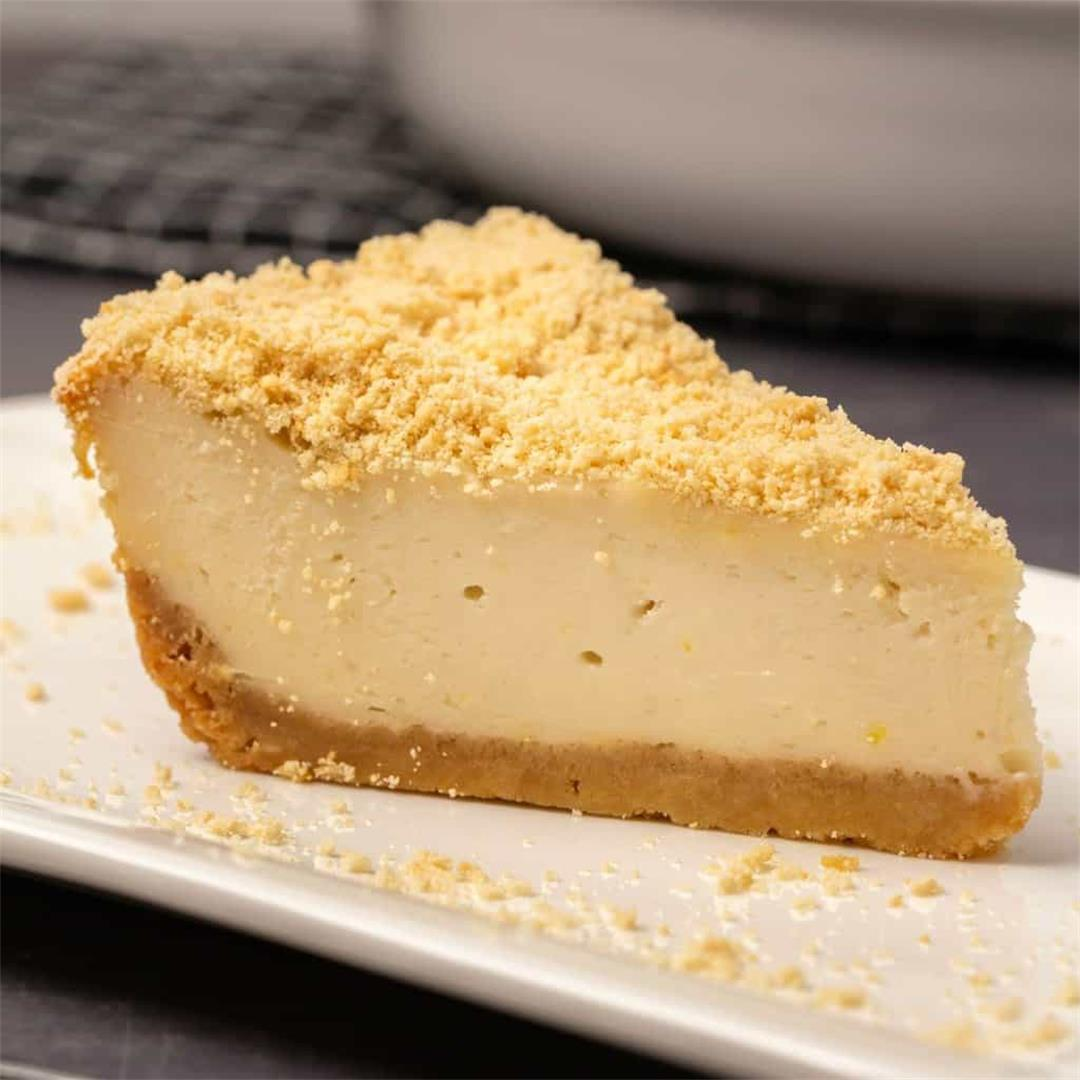 Dairy-Free Cheesecake (Baked)