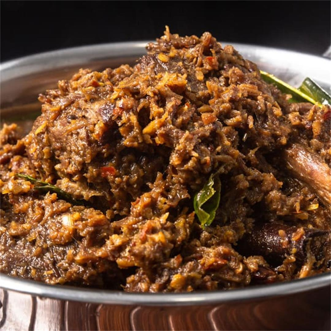 MUST TRY! Instant Pot Indonesian Beef Rendang
