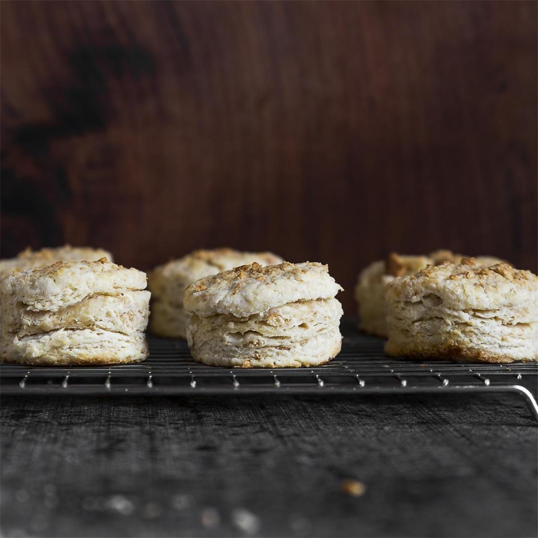 graham cracker biscuits — Recipe Fiction