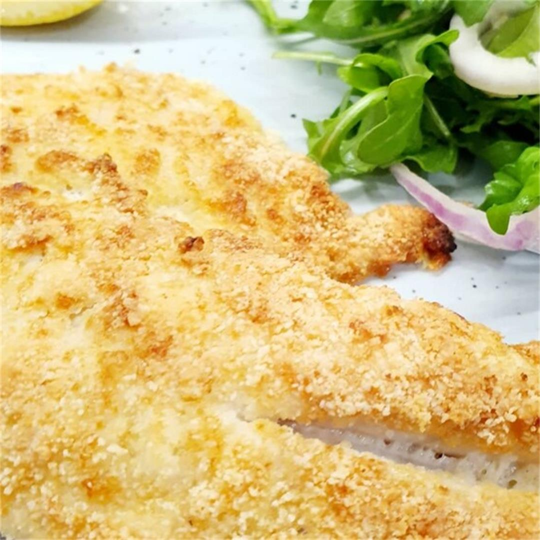 Keto Crumbed Fish