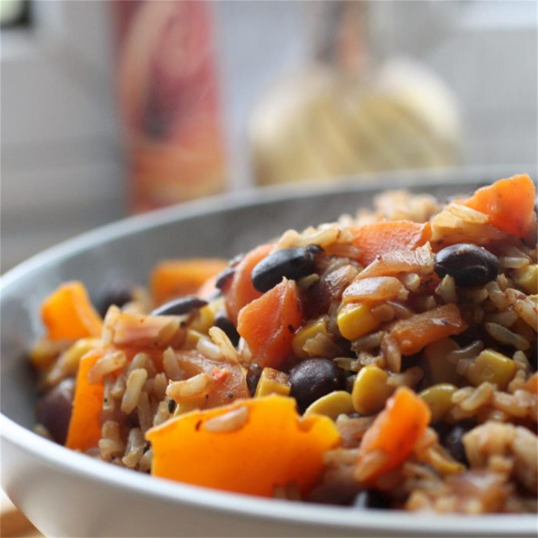 Vegan Mexican Rice Recipe