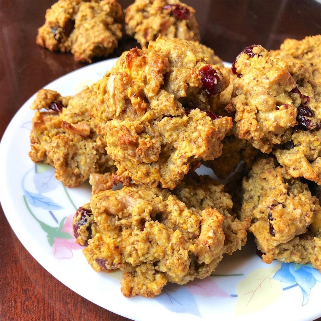 Jeannie's Healthy Breakfast Cookies