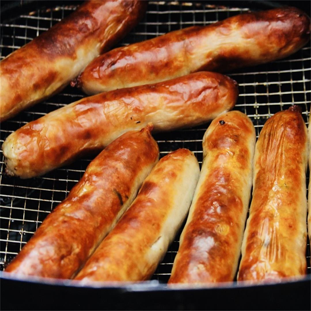 Air Fryer Sausage