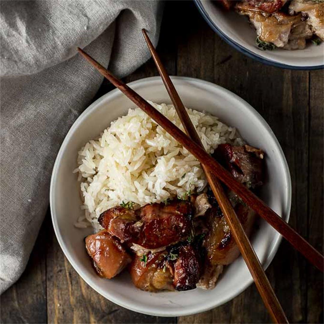 Kakuni (Japanese Pork Belly)