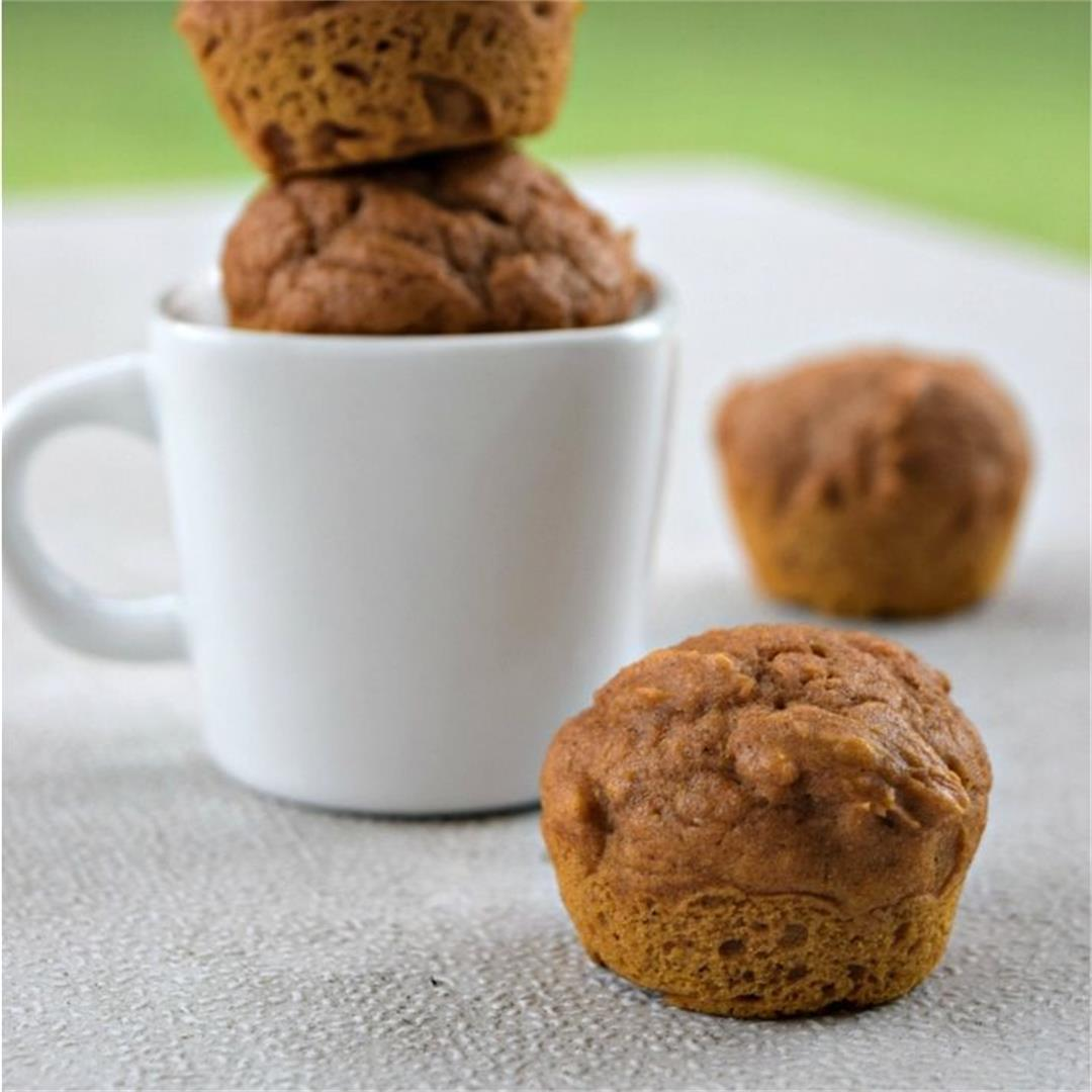 Pumpkin Spice Weight Watchers Muffins