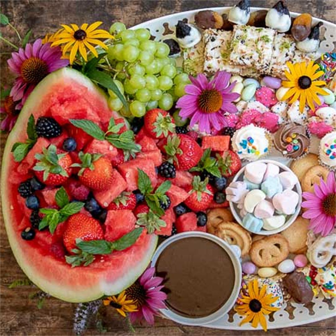 How to Make the Ultimate Dessert Platter