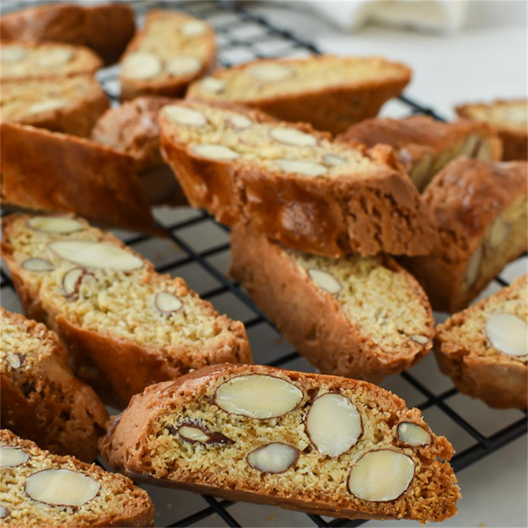 How to make biscotti with this tried and well tested recipe