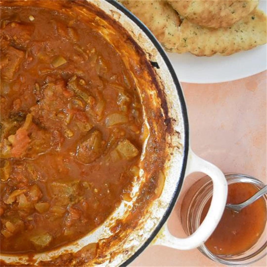 Leftover Roast Beef Curry • Fabulous Family Food by Donna Dunda