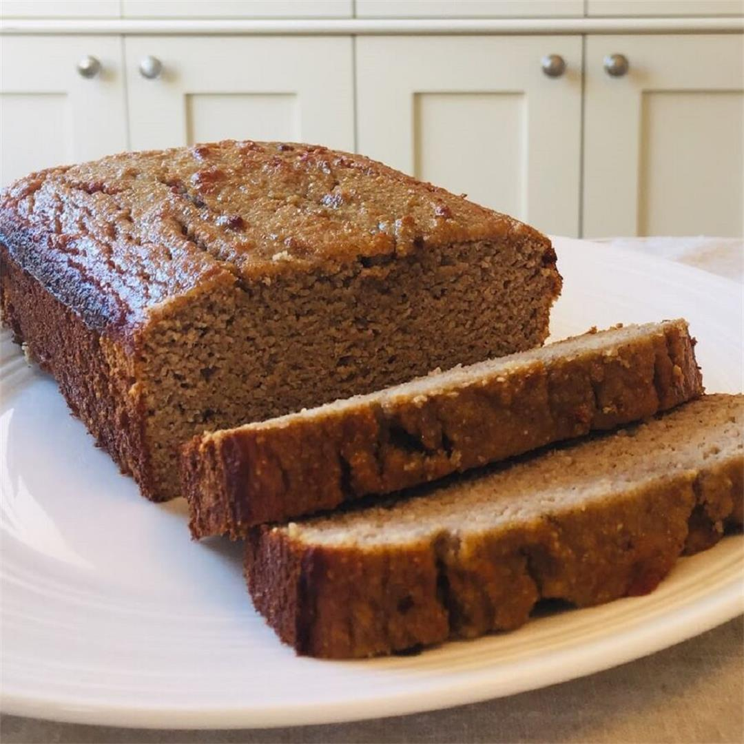 Paleo Banana Bread — A Sweet Alternative