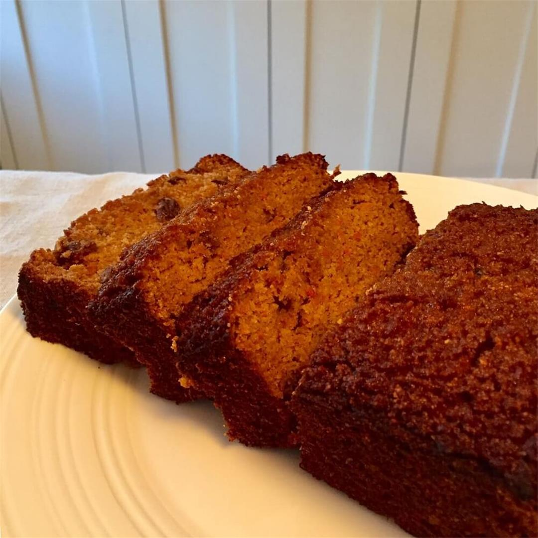 Paleo Carrot Cake — A Sweet Alternative