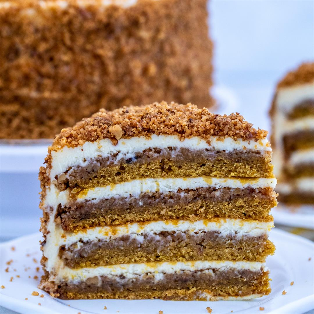Best Pumpkin Cake Recipe