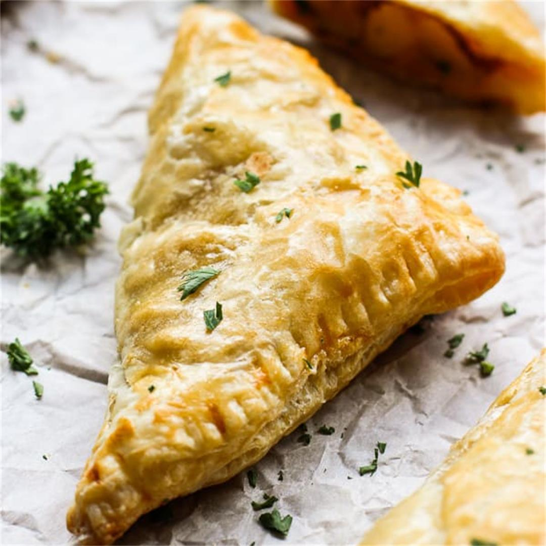 Malaysian Curry Puff Recipe (Super EASY!)