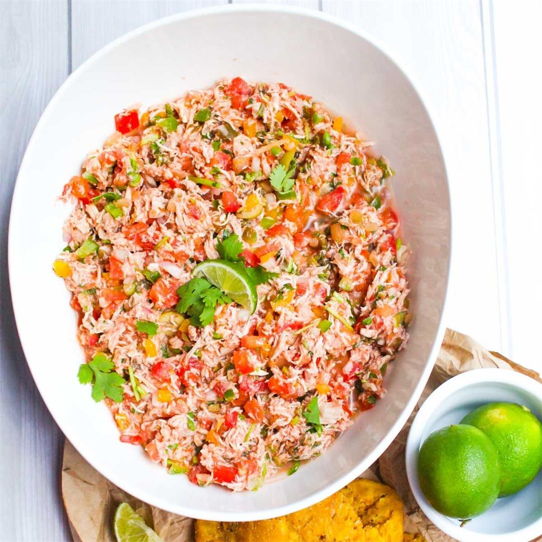 Chicken Salad Recipe • A Scrumptious Bite