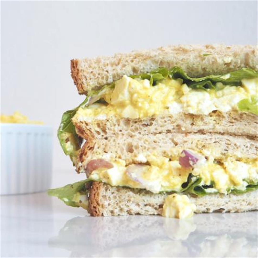 Vegan Egg Sandwich