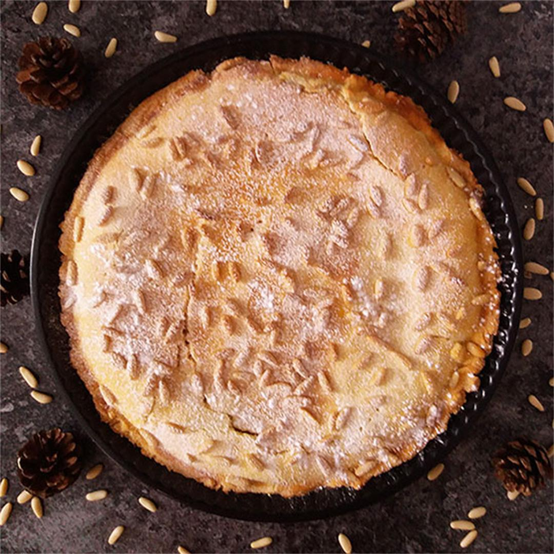 Grandmother's Pine Nut Pie