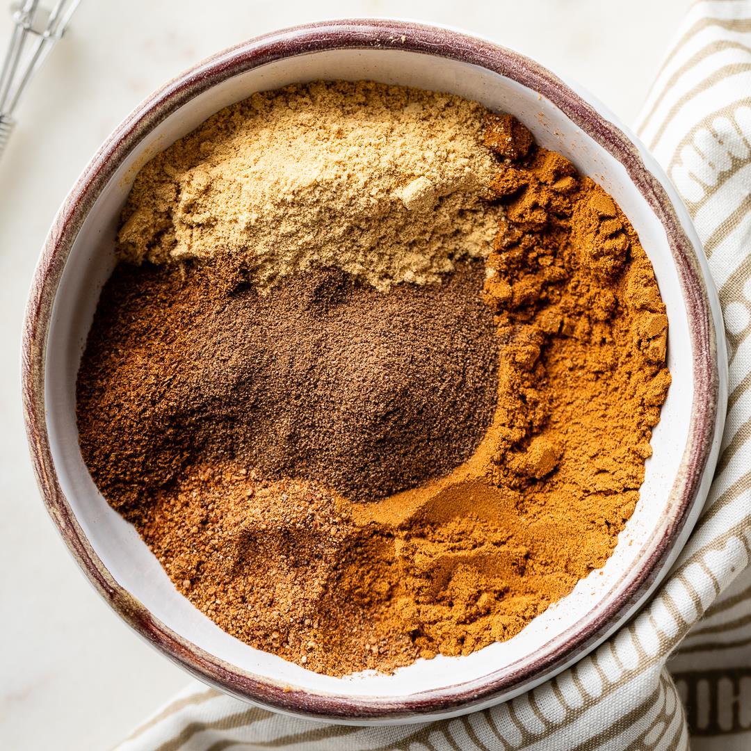 How To Make Pumpkin Pie Spice