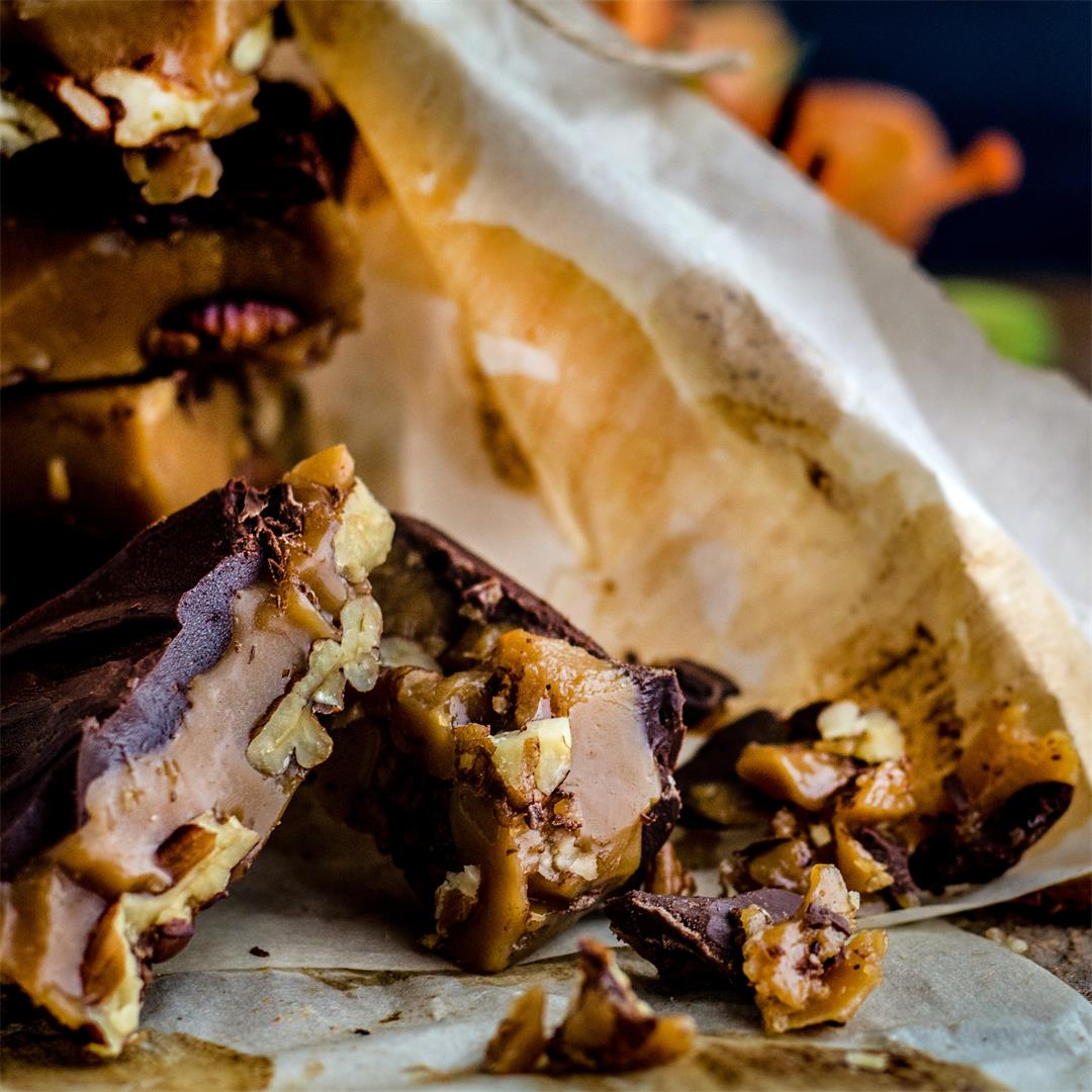 Best Toffee Ever Recipe