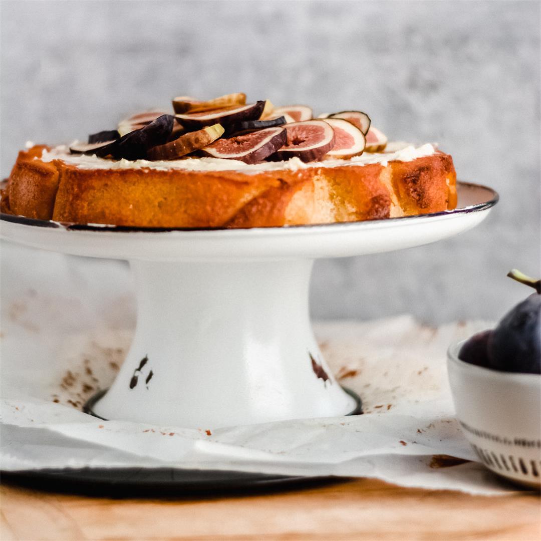 Italian Olive Oil Cake — Wanderings in my Kitchen