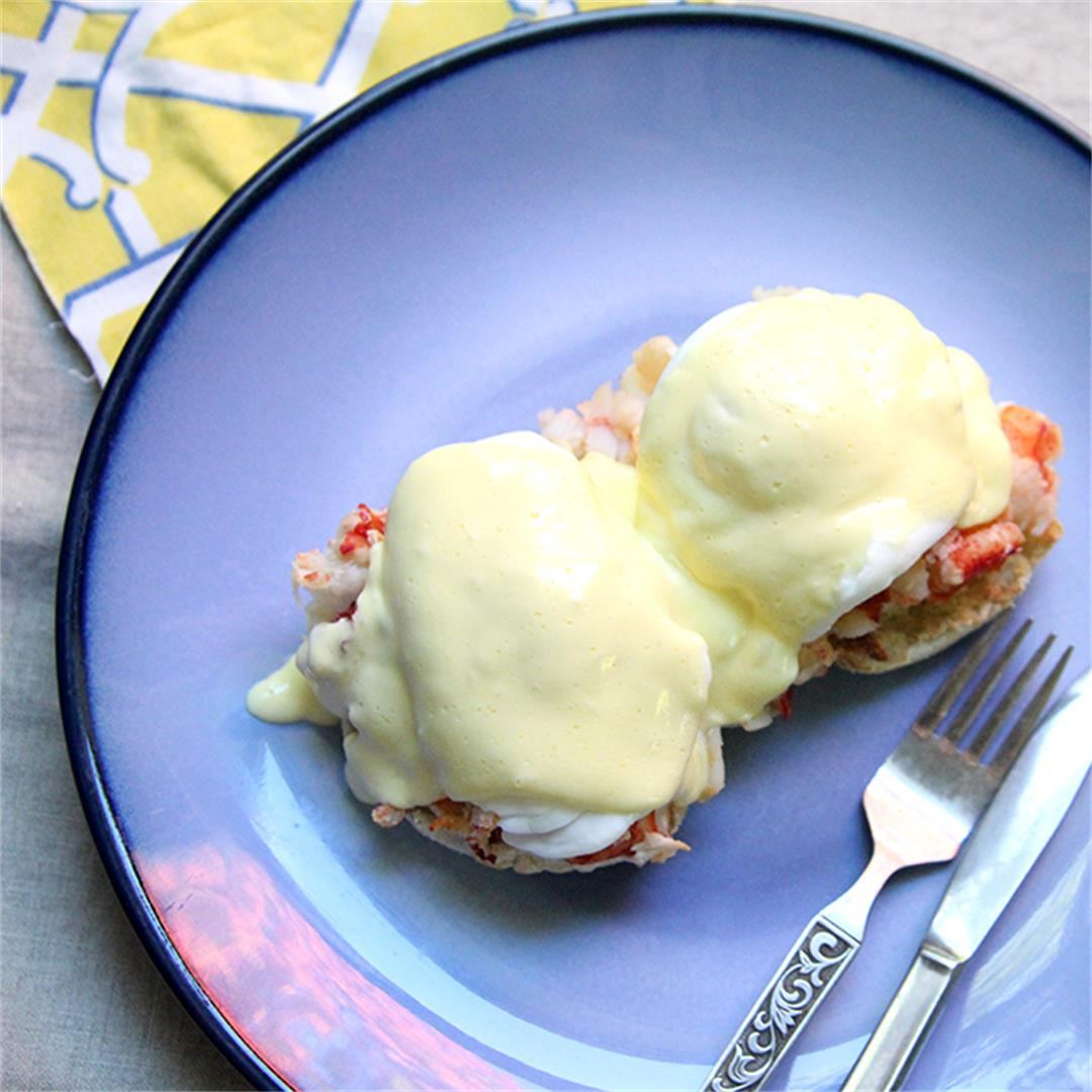 Lobster Benedict Recipe