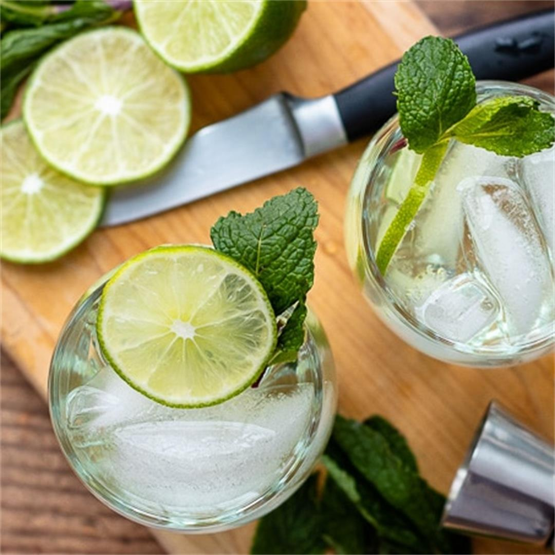 How to Make the Best Gimlet Cocktail