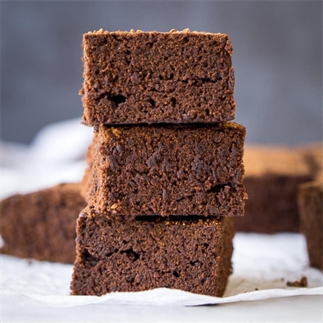 Quick and Easy Chocolate Brownies