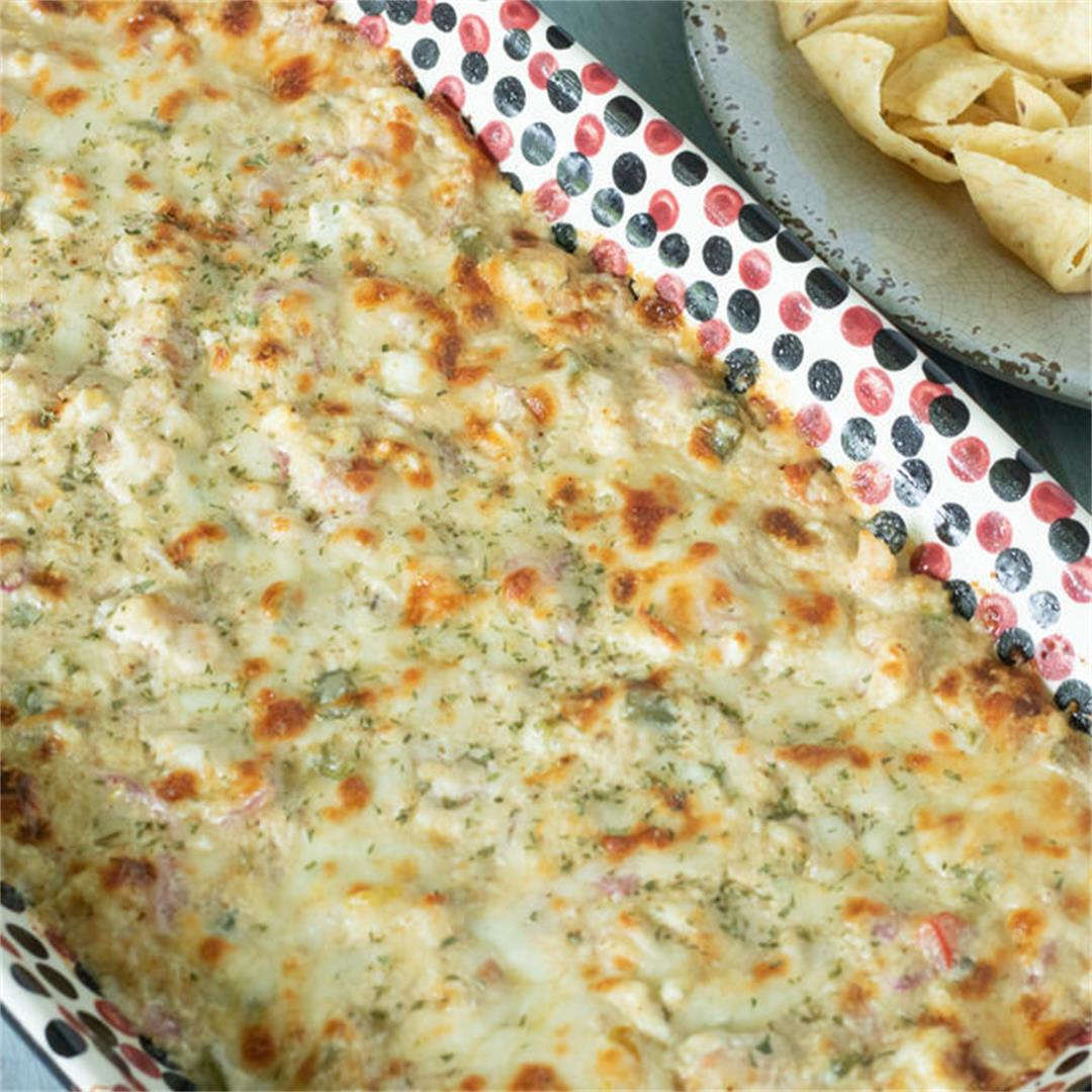 Spicy Shrimp Dip — The Buttered Home