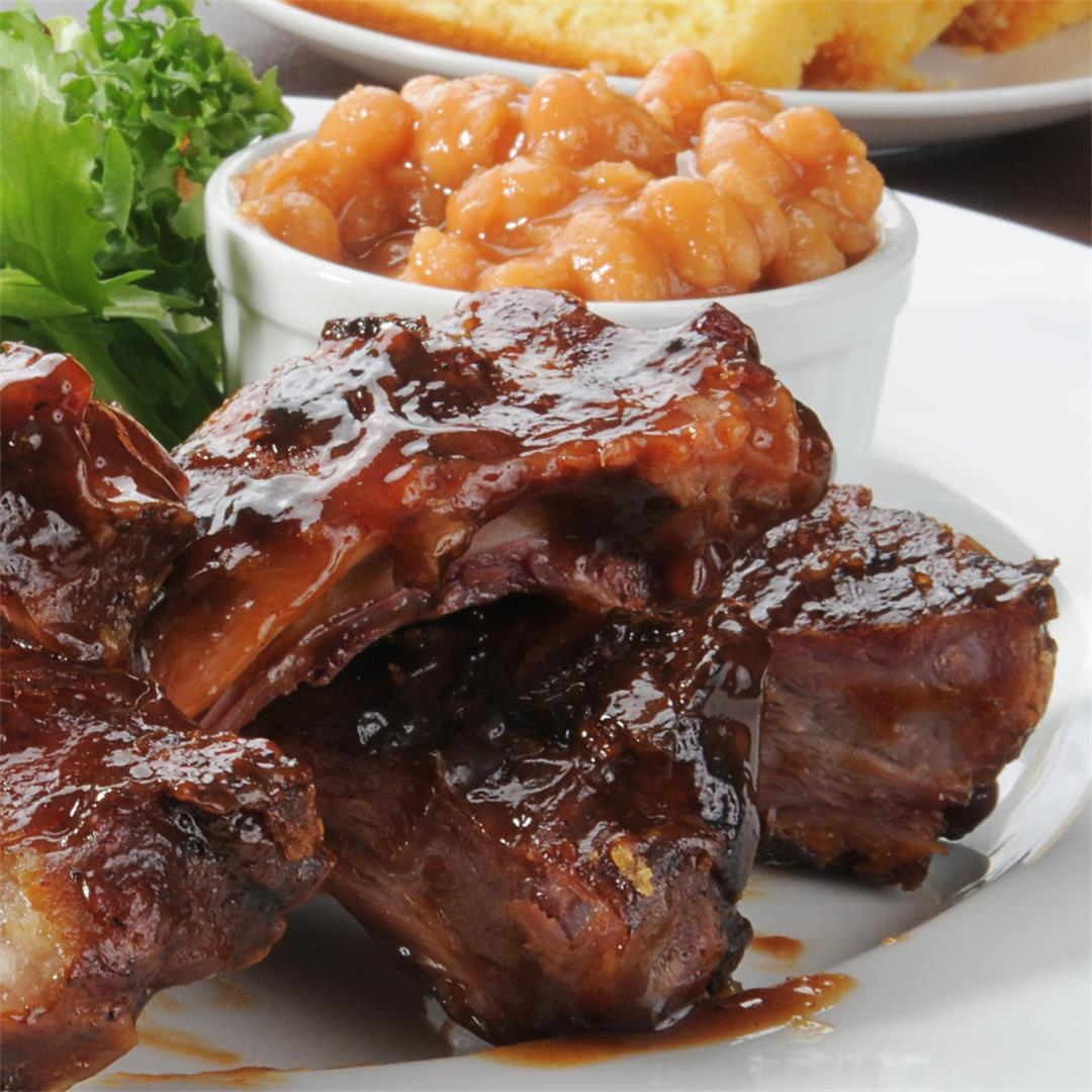 Amazing BBQ Ribs in the Oven - Fast and Fuss-Free