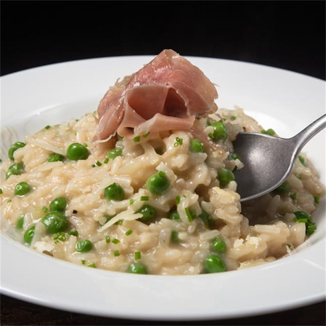 How to Make Rich & Creamy Instant Pot Risotto
