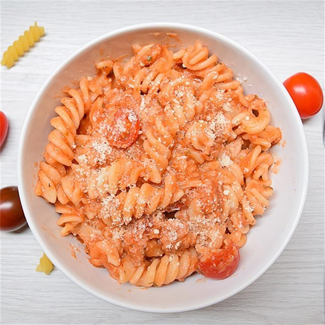 Quick & Easy Tuna Pasta