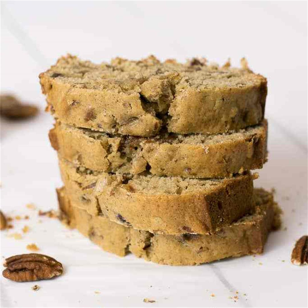 Date Nut Bread — JMK Bakes