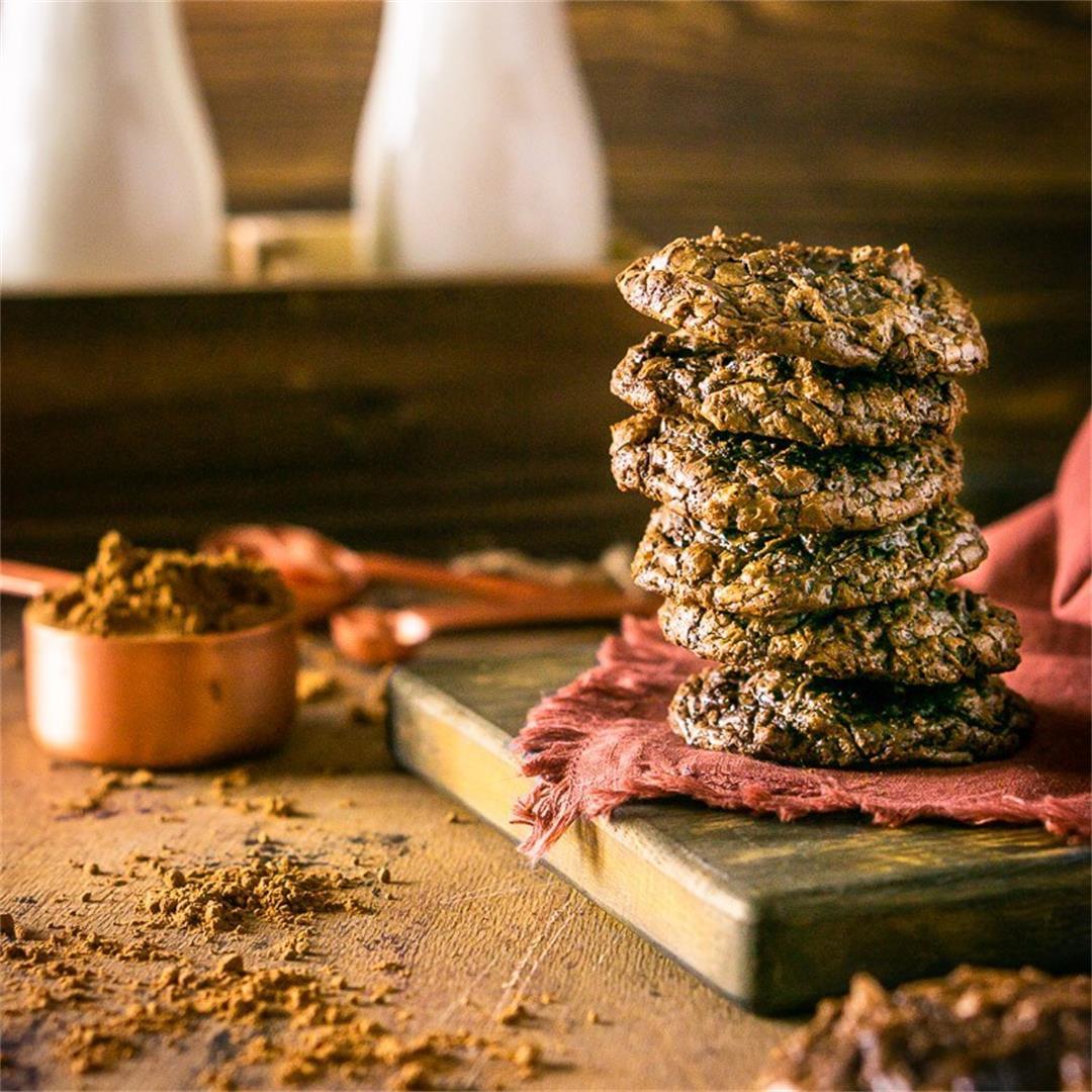 The Best Fudgy Brownie Cookies