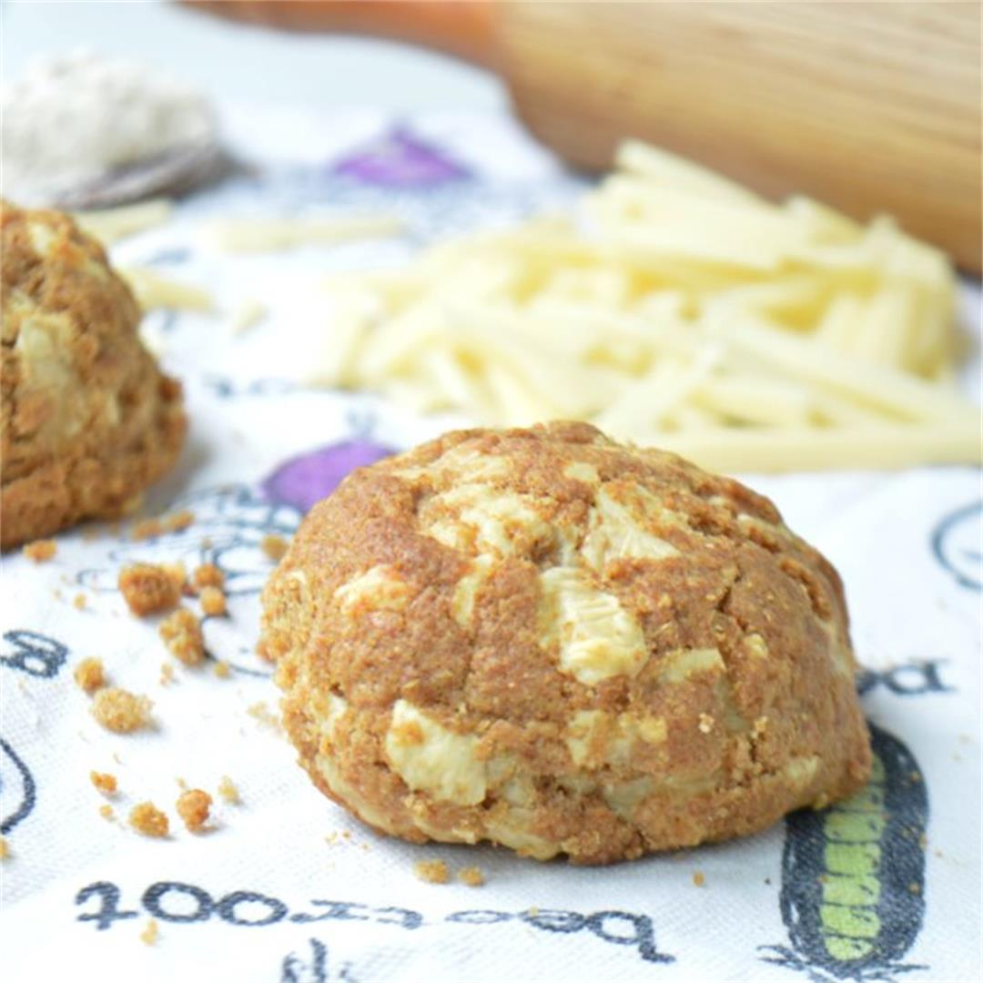 Emmental Spelt Cookies — Tasty Food for Busy Mums