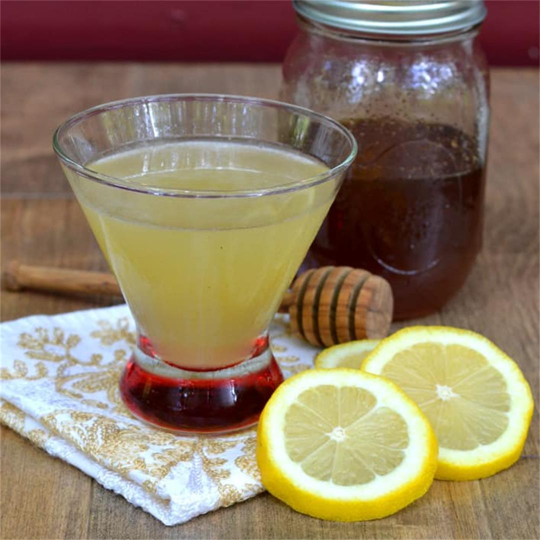 Honey Martini