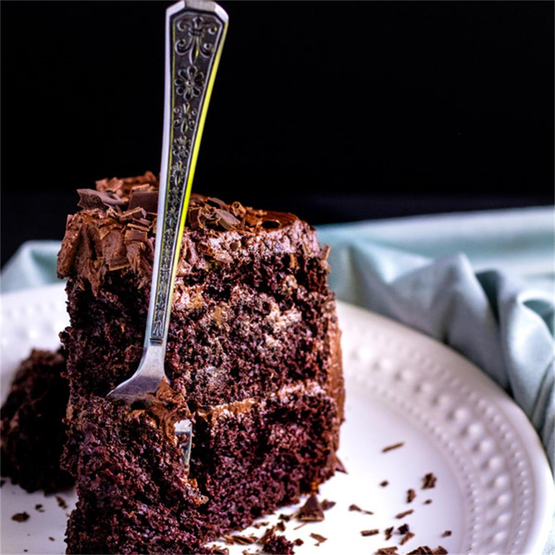 Chocolate Storm Cake Recipe
