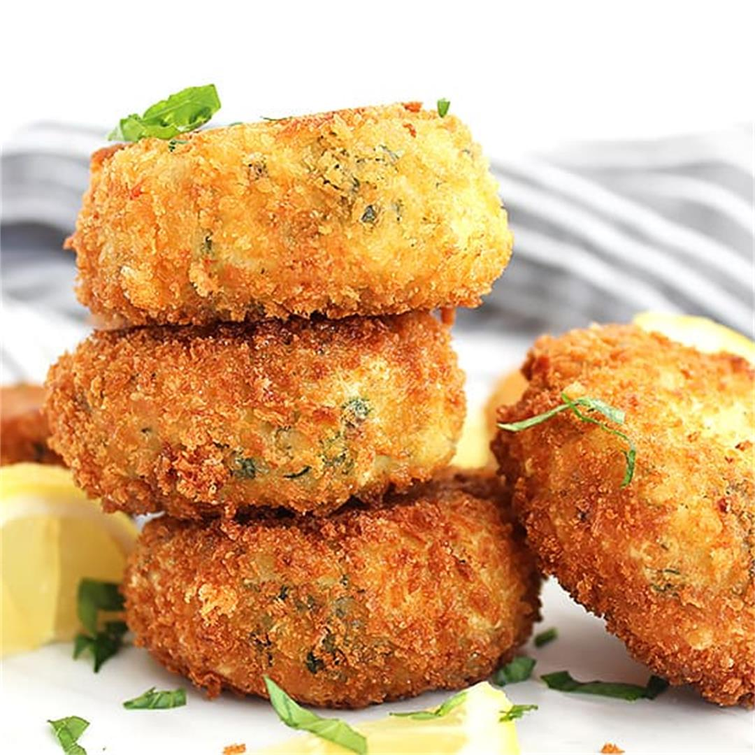 Mini Crab Cakes Recipe
