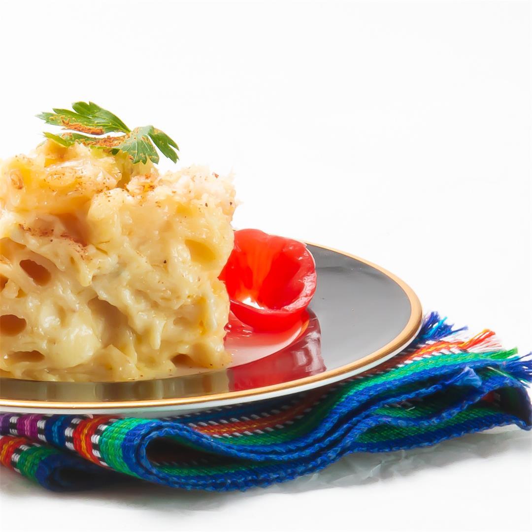 James Beard's Macaroni and Cheese