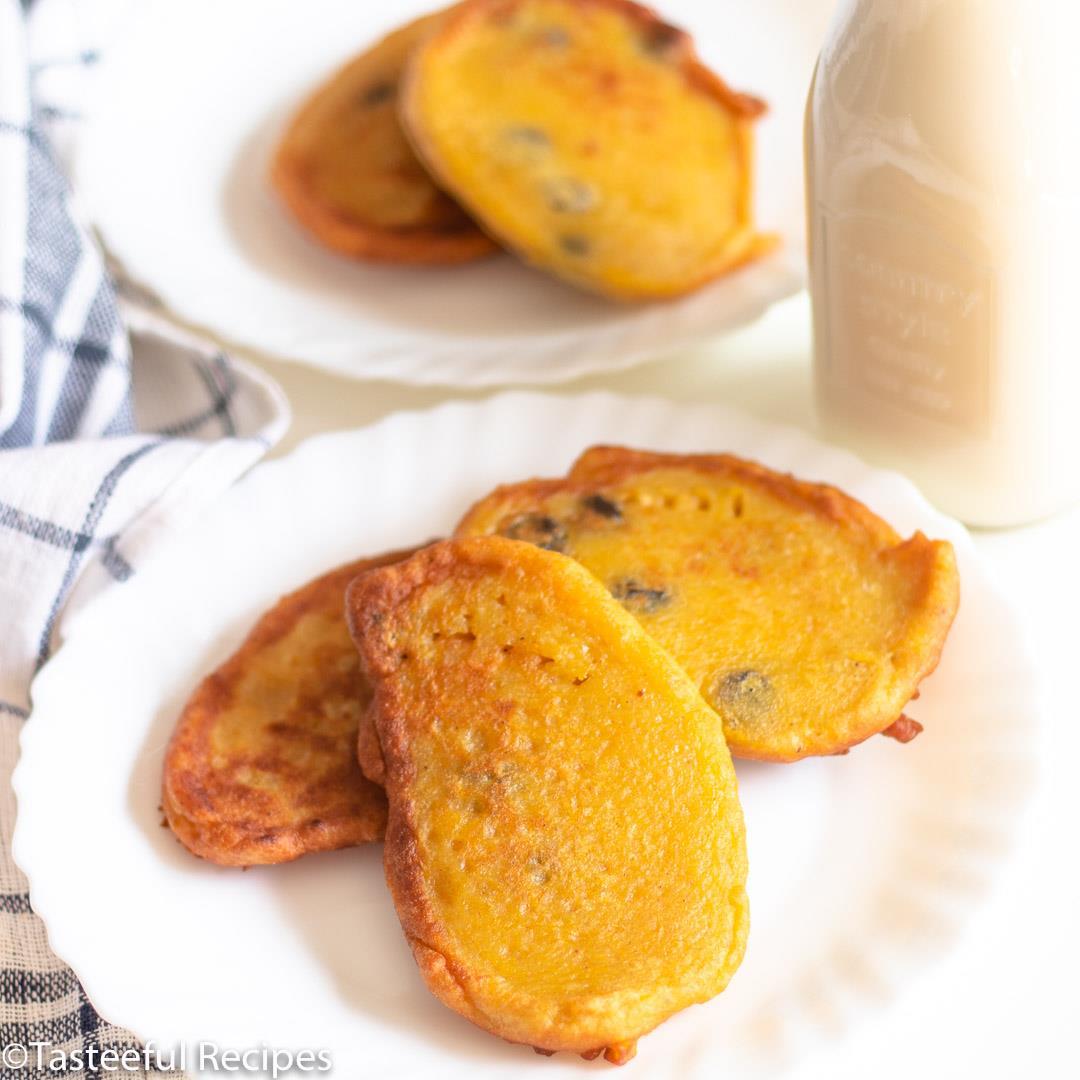 Caribbean Fried Pumpkin Fritters